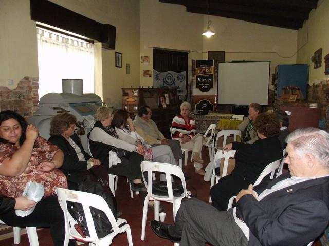 30-2011-10.14- M. I. DE TRIGO AL PAN.Fanny Magnín
