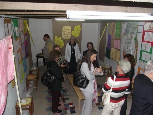 32-2011-10.14- M. I. DE TRIGO AL PAN. Visita. Matilde