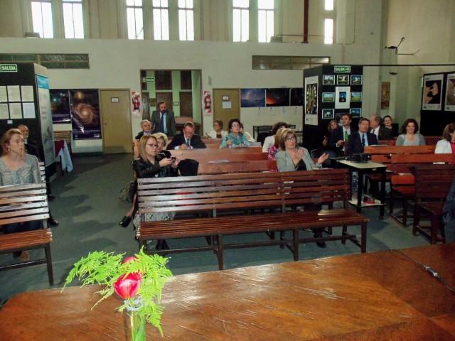 2012-10-27 - UN SECTOR DE ASISTENTES. 42º ADIMRA. FACULTAD DE INGENIERÍA. Bs. As.