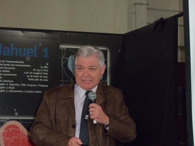 2012-10-27 - DISERTACIÓN Dr.  DE LORENZI SOBRE REDES DE MUSEOS . 42º ADIMRA. FACULTAD DE INGENIERÍA. Bs. As.