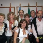 2012-3-23. MAGNIN CON ASISTENTES A LA ASAMBLEA