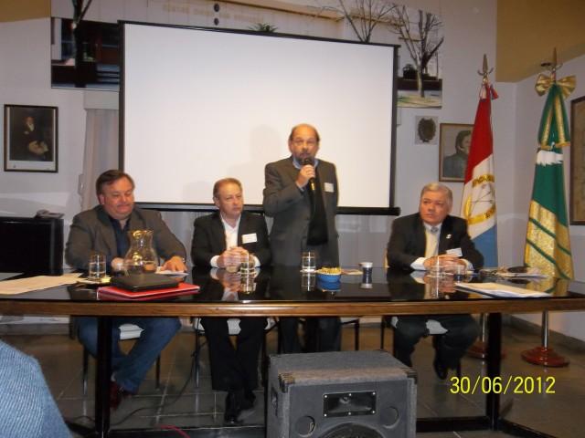 2012-06-30- REUNIÓN REGIONAL NORTE A. Magnin. S. Guillermo.