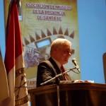 06 - Apertura. Disertación Presidente De Lorenzi