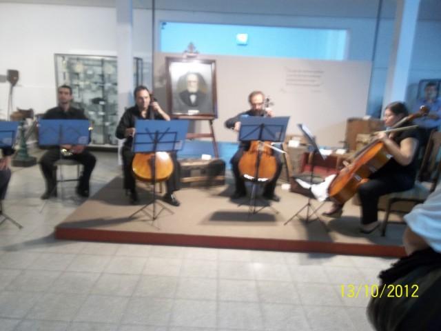 29 - Espectáculo Cultural en el Museo de la Colonización