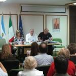 2013-04-27 - REUNIÓN CONSEJO DIRECTIVO. PALABRAS DE INICIO. EL TREBOL