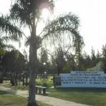 01 - Cartel Ingreso a Villa Ocampo