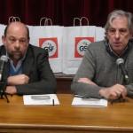 Autoridades MIC Sres. Magnin y Cantini