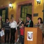 2014-08-30 - INAUGURACIÓN MUSEO DE LAS PETACAS. Bendición de sus instalaciones
