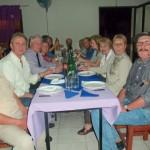 25 - Cena de Confraternidad